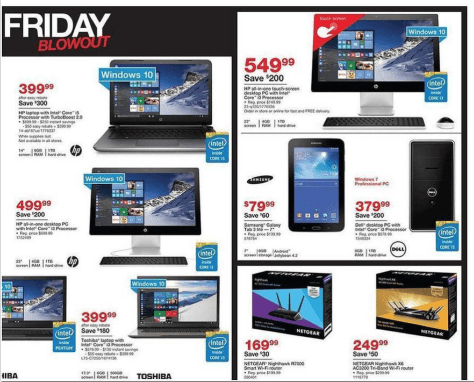 Staples Black Friday 2015 Ad - Page 5