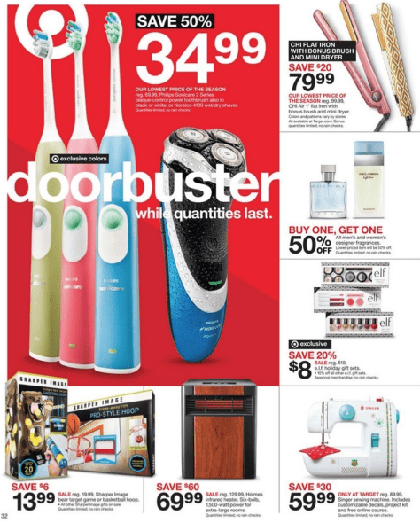 Target Black Friday 2015 Ad - Page 29