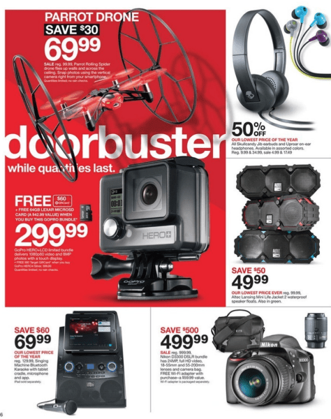 Target Black Friday 2015 Ad - Page 5