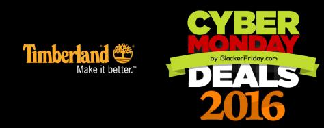 Timberland Cyber Monday 2016