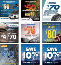 Tire Rack Black Friday 2016 Sale & Deals