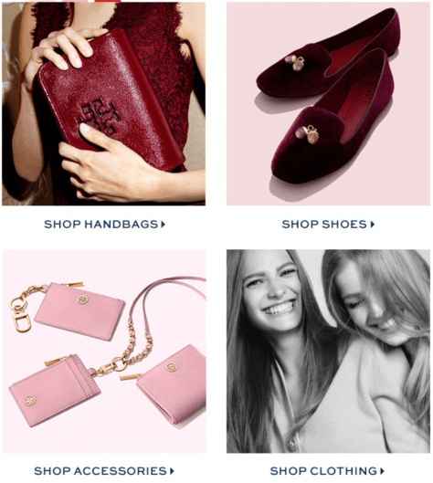 Tory Burch Black Friday 2015 Ad - Page 2