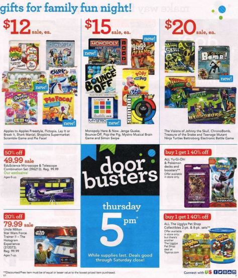 Toys R Us Black Friday 2015 Ad - Page 7