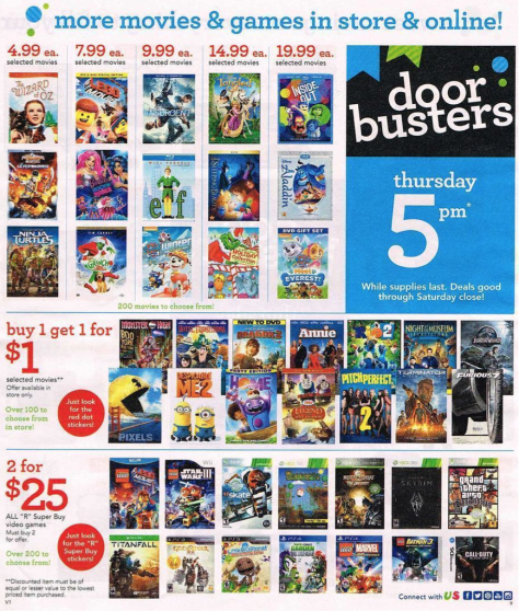 Toys R Us Black Friday 2015 Ad - Page 9