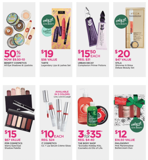 Ulta Black Friday 2015 Ad - Page 2