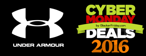 Under Armour Cyber Monday 2016