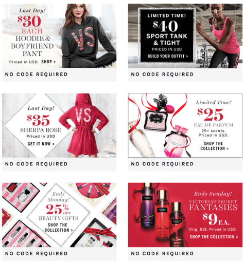Victorias Secret Cyber Monday 2015 Ad - Page 5