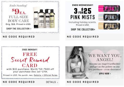 Victorias Secret Cyber Monday 2015 Ad - Page 6