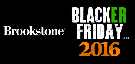 Brookstone Black Friday 2016