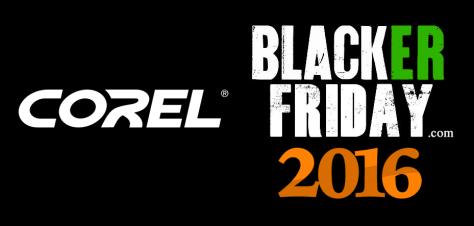 Corel Black Friday 2016