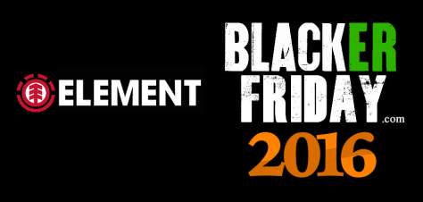 Element Black Friday 2016