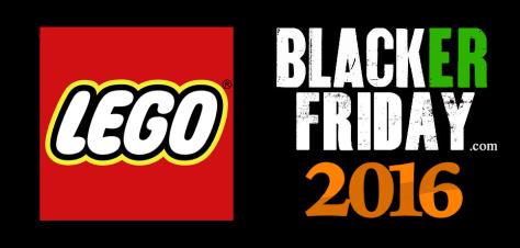 Lego Black Friday 2016