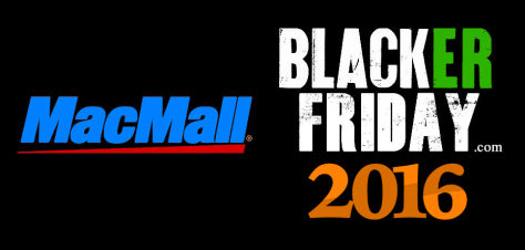 Macmall Black Friday 2016