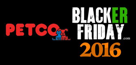 Petco Black Friday 2016