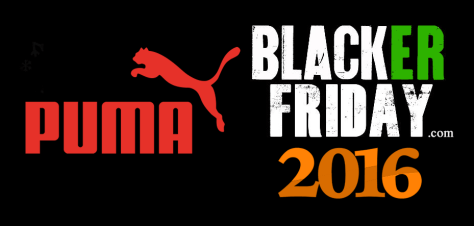 Puma Black Friday 2016