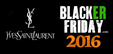 Yves Saint Laurent Black Friday 2016