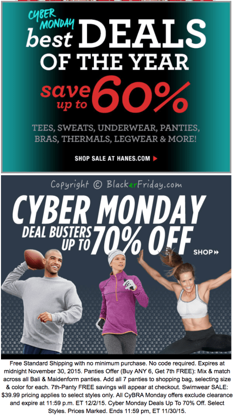 Champion Cyber Monday Ad Scan - Page 2