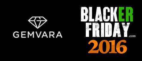 Gemvara Black Friday 2016