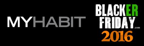 MyHabit Black Friday 2016