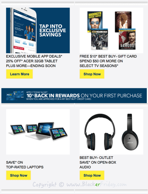 Best Buy Labor Day 2016 Sale Flyer - Page 2