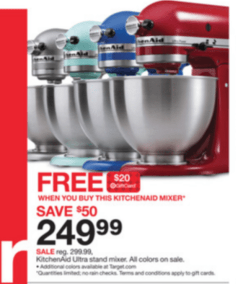 black friday deals on kitchenaid mixers lamoureph blog. Black Bedroom Furniture Sets. Home Design Ideas