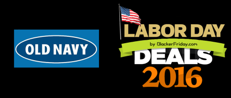 Old Navy Labor Day 2016