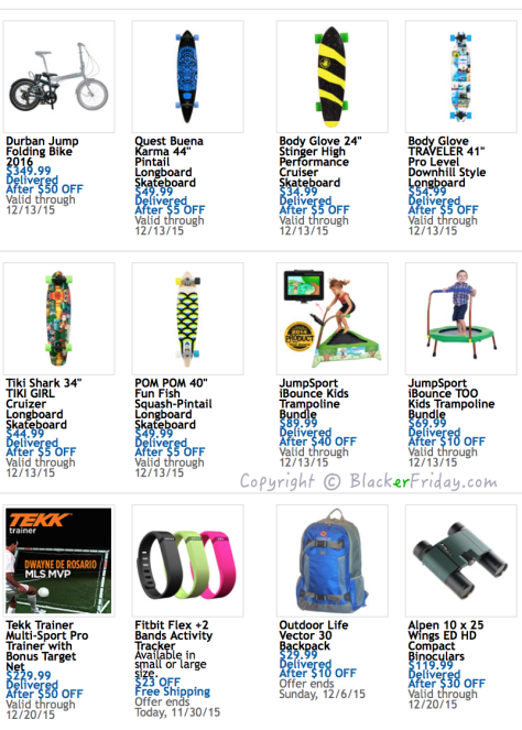 Costco Cyber Monday Ad Scan - Page 16