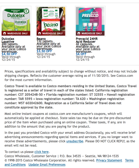 Costco Cyber Monday Ad Scan - Page 18