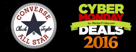 Converse Cyber Monday 2016