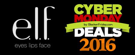 ELF Cyber Monday 2016