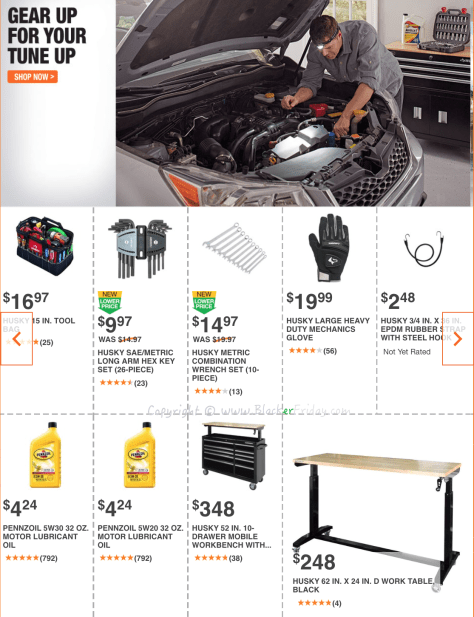 Home Depot Labor Day 2016 Sale Flyer - Page 6
