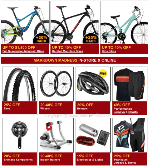 Performance Bike Labor Day 2016 Sale - Page 5