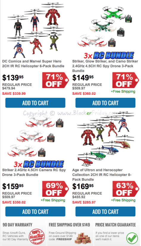 HobbyTron Black Friday Sale Flyer - Page 6