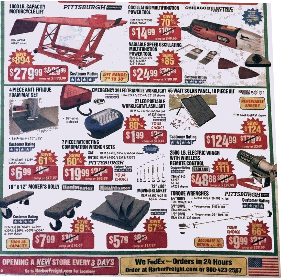 harbor freight vz bcm wiring diagram tools black friday 2016 sales and ad scan