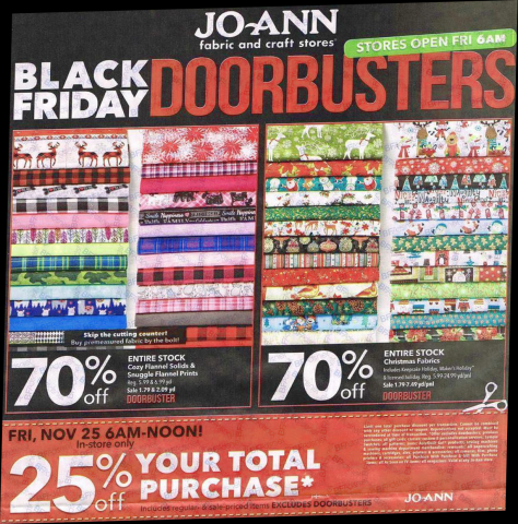 Joann fabrics coupons store hours