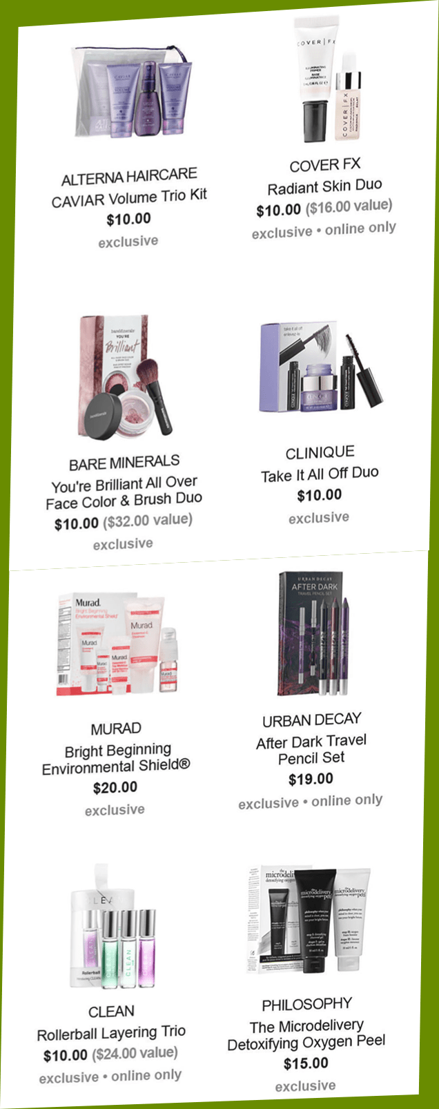 Sephora Black Friday 2017 Sale, Perfume Deals & Ad | Blacker Friday