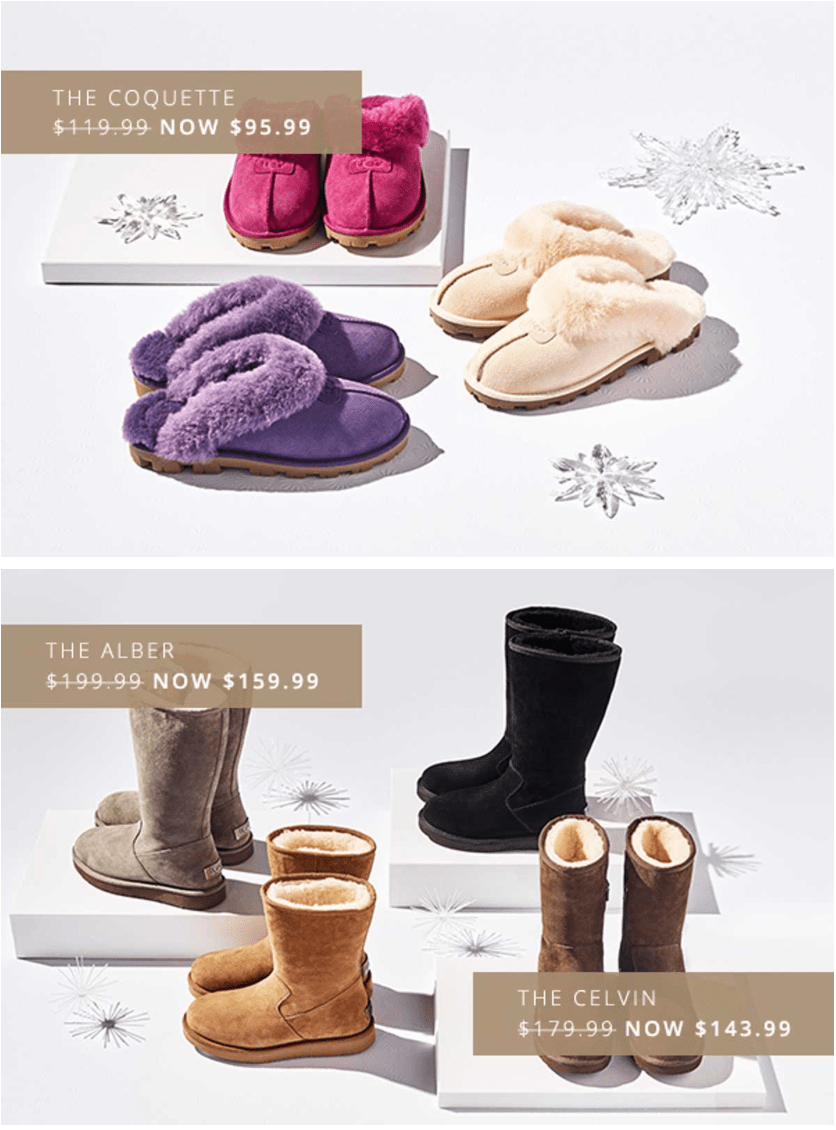 ugg sconto black friday