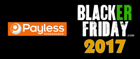 Payless Shoes Black Friday Sale