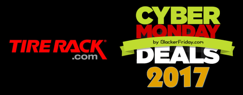 Tire Rack Cyber Monday 2017 Rebates