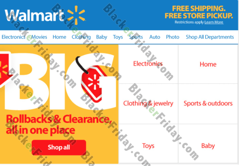 the sale is expected to last just a few days at the very most plus some items will likely sell out before that - Walmart After Christmas Sales