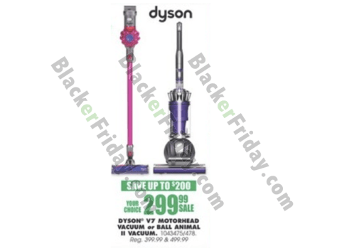 Dyson black friday deals 2018