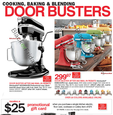 Find the best Black Friday Kitchenaid sales in free weekly online flyers from the most popular retailers in Canada at bukahatene.ml