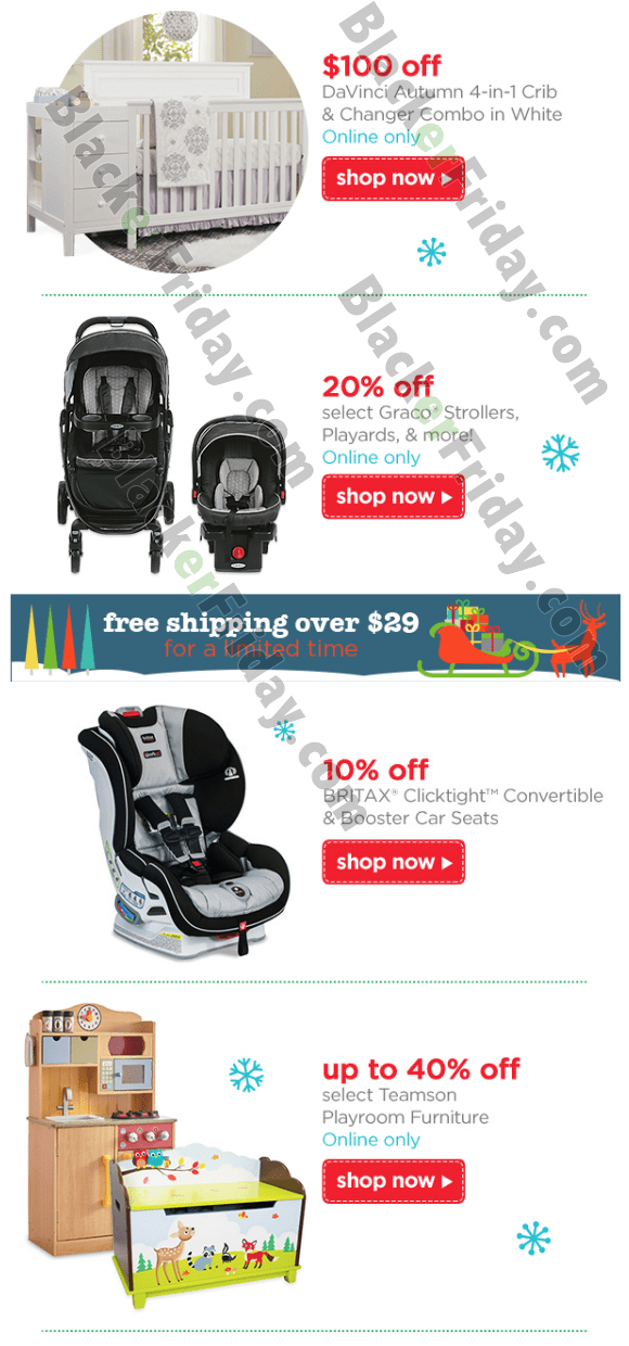 How to use a buybuy BABY coupon
