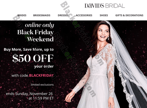 See Their Site For Official Terms And Conditions Have A Nice Thanksgiving Weekend Good Luck Finding That Perfect Wedding Dress