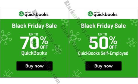 QuickBooks Black Friday Sale 2019 (2020 Editions