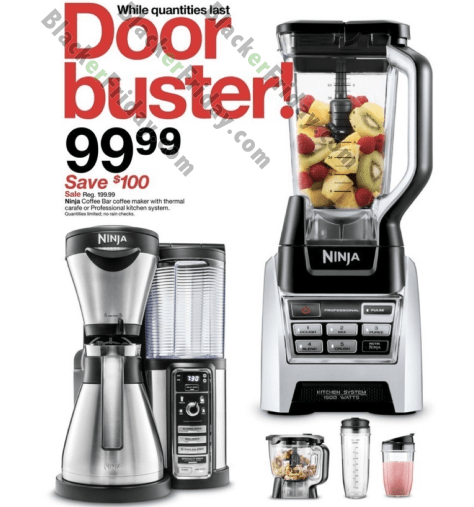 Ninja Blender Black Friday 2019 Sale Amp Deals