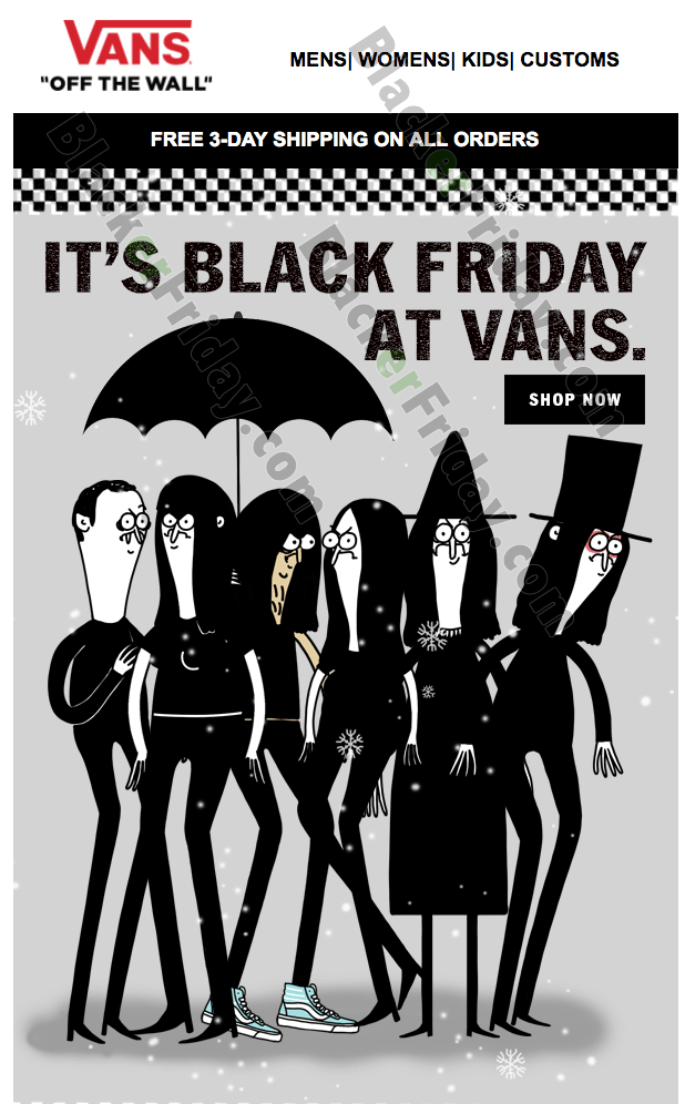 vans black friday