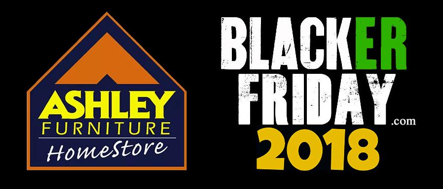 Ashley Furniture Homestore Black Friday 2018 Sale Blacker Friday