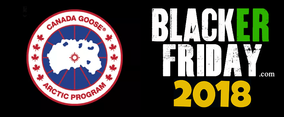 black friday sales on canada goose jackets