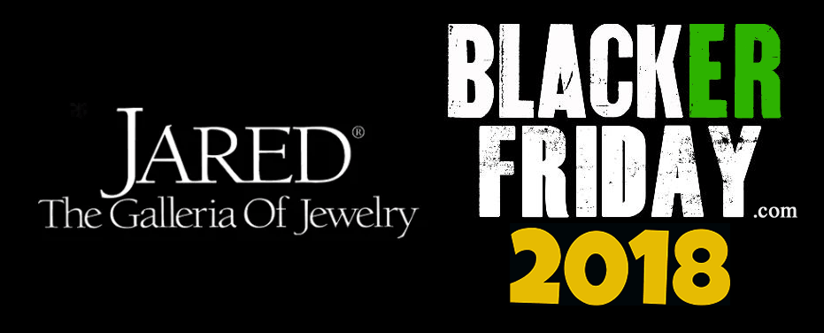 Jared Jewelers Black Friday 2018 Sale Deals Blacker Friday